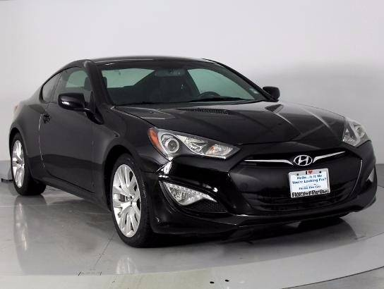 2014 Hyundai Genesis Coupe for sale at Car Club USA in Hollywood FL