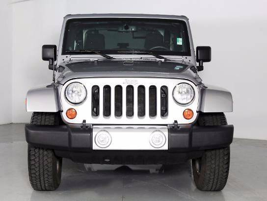 2013 Jeep Wrangler for sale at Car Club USA in Hollywood FL