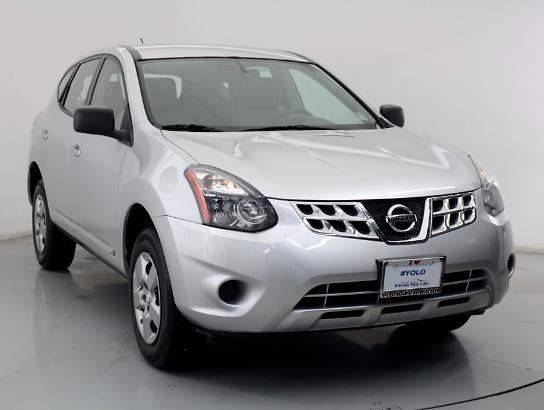 2014 Nissan Rogue Select for sale at Car Club USA in Hollywood FL