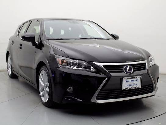 2014 Lexus CT 200h for sale at Car Club USA - Hybrid Vehicles in Hollywood FL