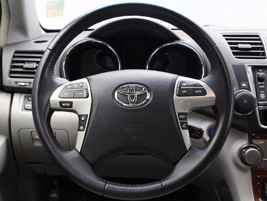 2013 Toyota Highlander Hybrid for sale at Car Club USA - Hybrid Vehicles in Hollywood FL