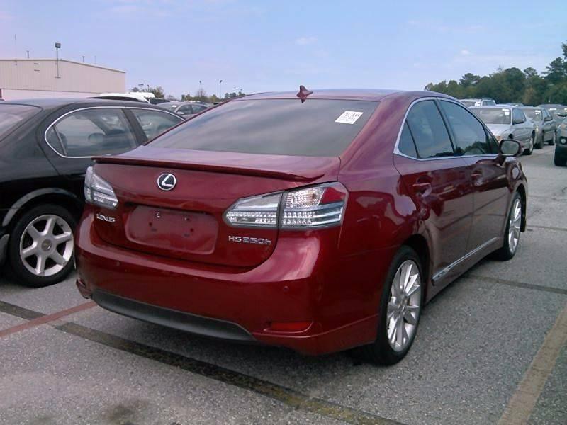 2010 Lexus HS 250h for sale at Car Club USA - Hybrid Vehicles in Hollywood FL