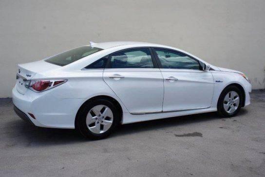 2011 Hyundai Sonata Hybrid for sale at Car Club USA - Hybrid Vehicles in Hollywood FL