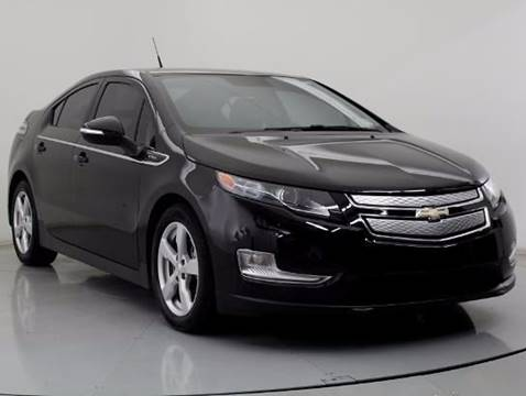 2014 Chevrolet Volt for sale at Car Club USA - Hybrid Vehicles in Hollywood FL