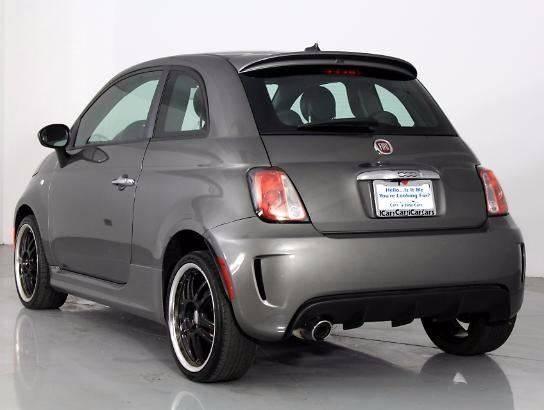 2013 FIAT 500 for sale at Car Club USA in Hollywood FL