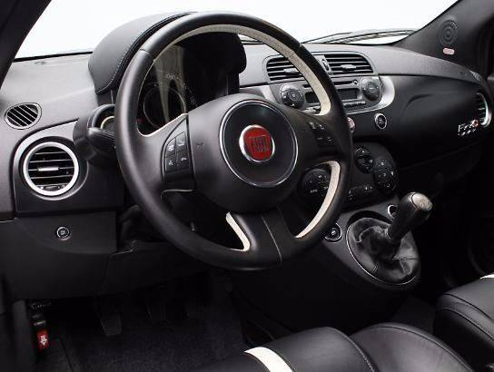 2014 FIAT 500c for sale at Car Club USA in Hollywood FL