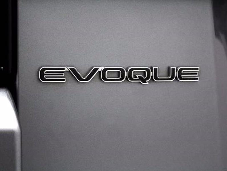 2013 Land Rover Range Rover Evoque Coupe for sale at Car Club USA in Hollywood FL