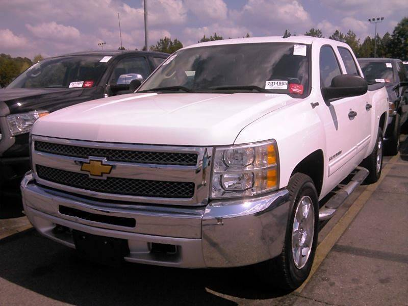 2012 Chevrolet Silverado 1500 Hybrid for sale at Car Club USA - Hybrid Vehicles in Hollywood FL