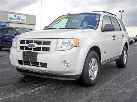 2010 Ford Escape Hybrid for sale in Hollywood, FL