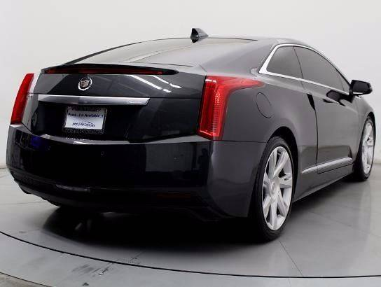 2014 Cadillac ELR for sale at Car Club USA - Hybrid Vehicles in Hollywood FL