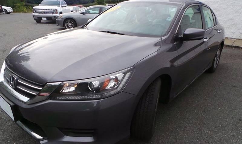 2014 Honda Accord for sale at Car Club USA in Hollywood FL