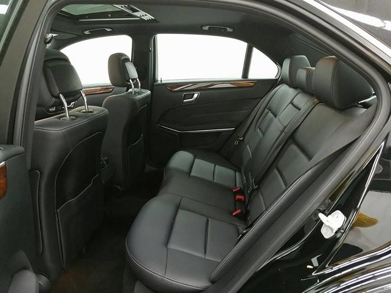 2014 Mercedes-Benz E-Class for sale at Car Club USA - Hybrid Vehicles in Hollywood FL