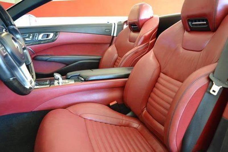 2014 Mercedes-Benz SL-Class for sale at Car Club USA in Hollywood FL
