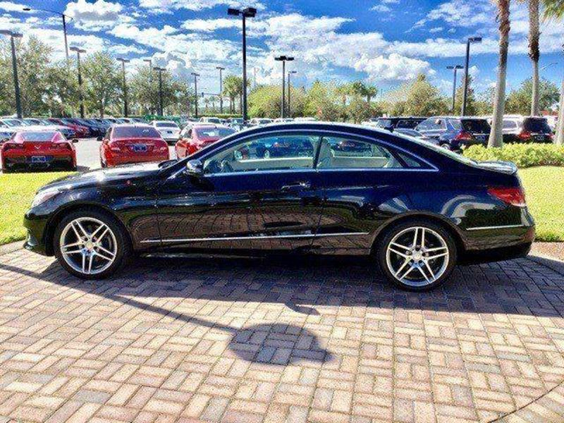2014 Mercedes-Benz E-Class for sale at Car Club USA in Hollywood FL