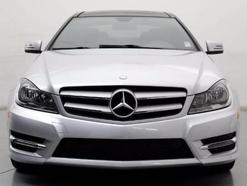 2013 Mercedes-Benz C-Class for sale at Car Club USA in Hollywood FL
