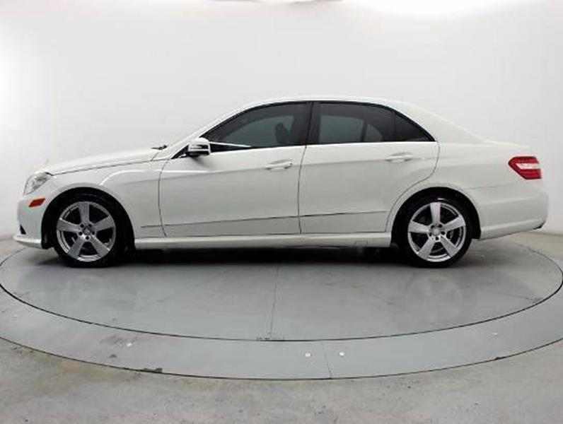 2010 Mercedes-Benz E-Class for sale at Car Club USA in Hollywood FL