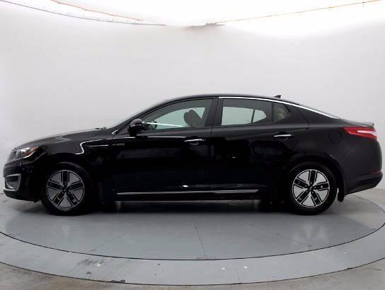 2013 Kia Optima Hybrid for sale at Car Club USA - Hybrid Vehicles in Hollywood FL