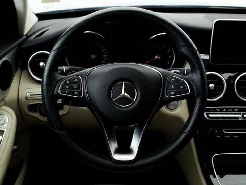 2016 Mercedes-Benz C-Class for sale at Car Club USA - Hybrid Vehicles in Hollywood FL