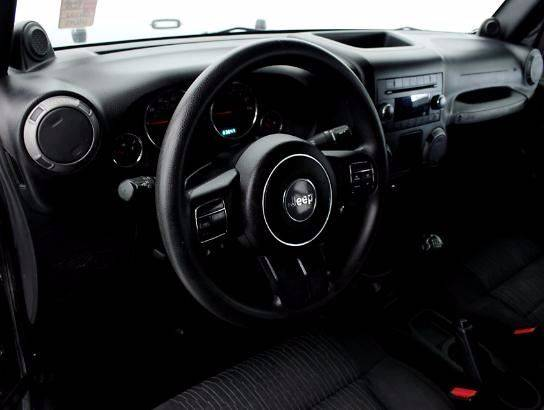 2011 Jeep Wrangler for sale at Car Club USA in Hollywood FL