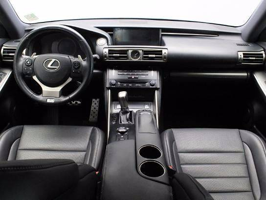 2014 Lexus IS 350 for sale at Car Club USA in Hollywood FL