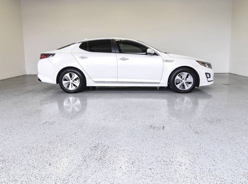 2015 Kia Optima Hybrid for sale at Car Club USA - Hybrid Vehicles in Hollywood FL