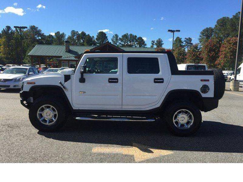 2007 HUMMER H2 SUT for sale at Car Club USA in Hollywood FL