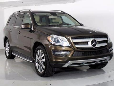 2013 Mercedes-Benz GL-Class for sale in Hollywood, FL