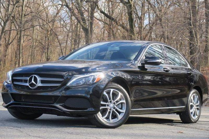 2015 Mercedes-Benz C-Class for sale at Car Club USA in Hollywood FL