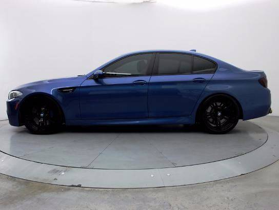 2013 BMW M5 for sale at Car Club USA in Hollywood FL