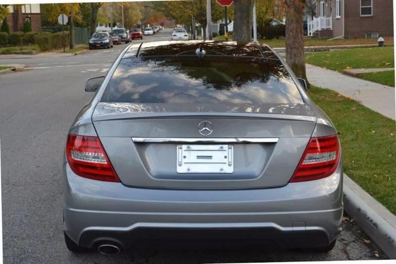 2014 Mercedes-Benz C-Class for sale at Car Club USA in Hollywood FL