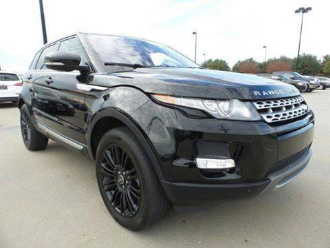 2013 Land Rover Range Rover Evoque for sale in Hollywood, FL