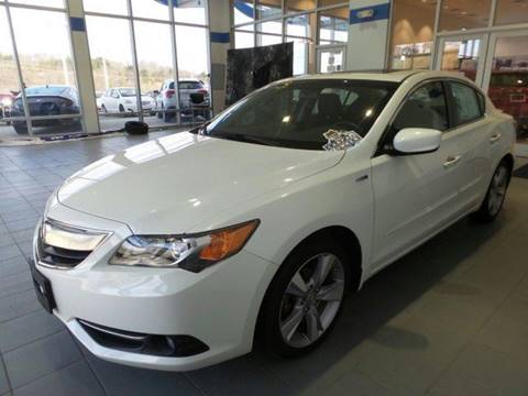 2013 Acura ILX for sale at Car Club USA - Hybrid Vehicles in Hollywood FL