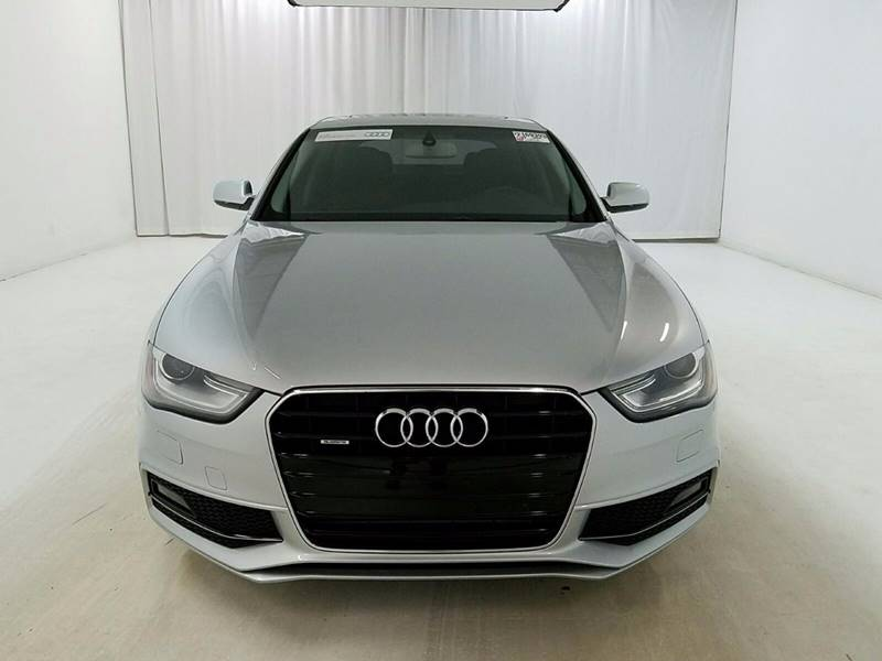 2014 Audi A4 for sale at Car Club USA in Hollywood FL