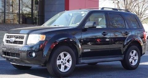 2008 Ford Escape Hybrid for sale in Hollywood, FL