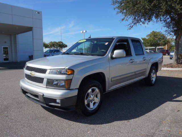 2011 Chevrolet Colorado for sale at Car Club USA in Hollywood FL