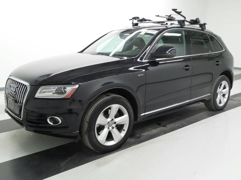2013 Audi Q5 Hybrid for sale at Car Club USA - Hybrid Vehicles in Hollywood FL