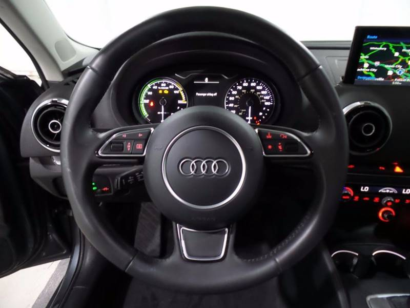 2016 Audi A3 Sportback e-tron for sale at Car Club USA - Hybrid Vehicles in Hollywood FL