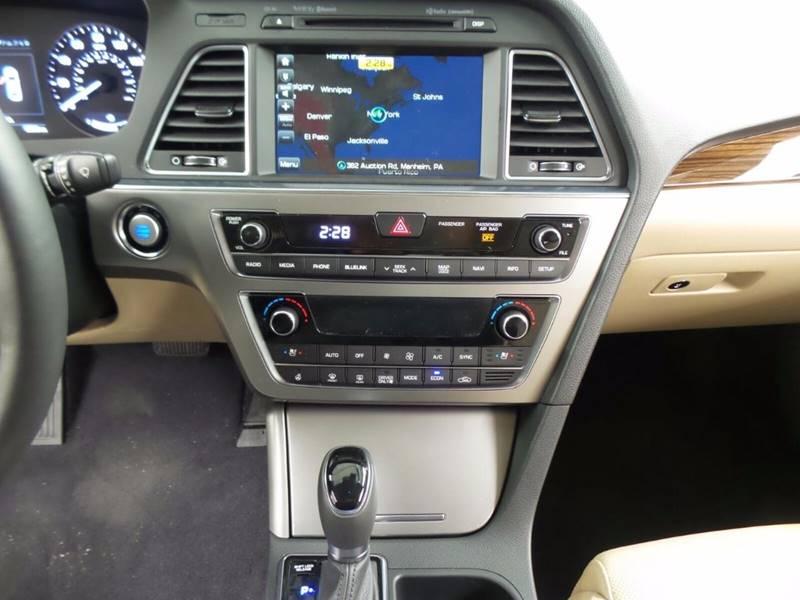 2016 Hyundai Sonata Hybrid for sale at Car Club USA - Hybrid Vehicles in Hollywood FL