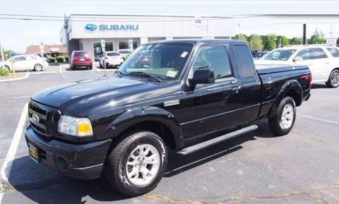 2011 Ford Ranger for sale in Hollywood, FL
