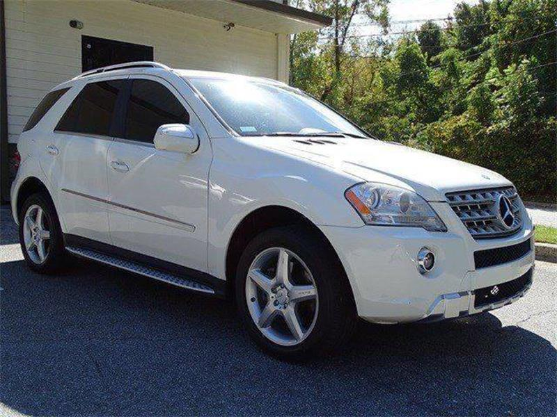 2009 Mercedes-Benz M-Class for sale at Car Club USA in Hollywood FL