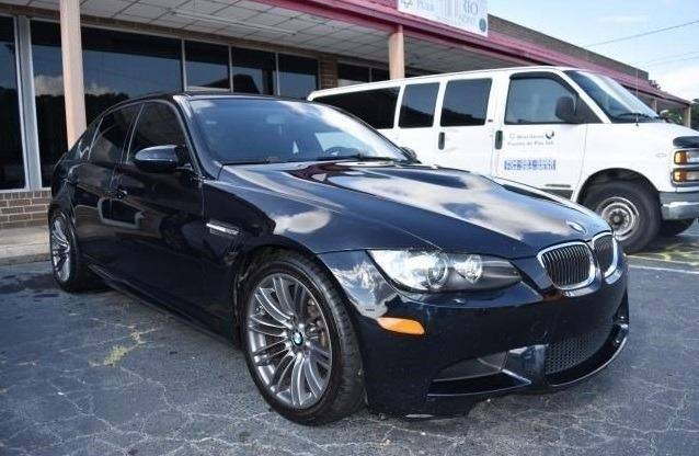 2008 BMW M3 for sale at Car Club USA in Hollywood FL