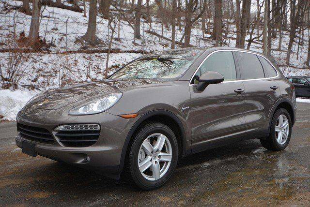 2012 Porsche Cayenne for sale at Car Club USA - Hybrid Vehicles in Hollywood FL