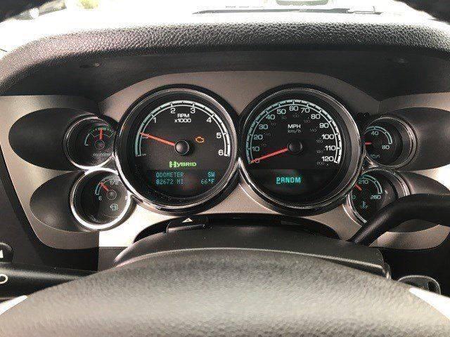 2009 Chevrolet Silverado 1500 Hybrid for sale at Car Club USA - Hybrid Vehicles in Hollywood FL