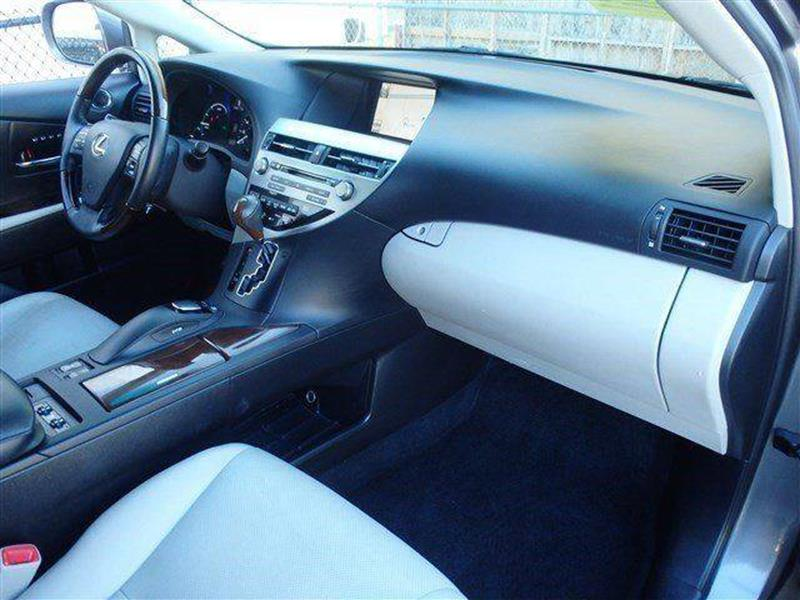 2012 Lexus RX 450h for sale at Car Club USA - Hybrid Vehicles in Hollywood FL