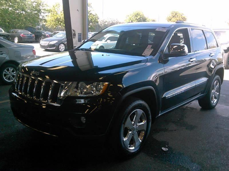 2013 Jeep Grand Cherokee for sale at Car Club USA in Hollywood FL