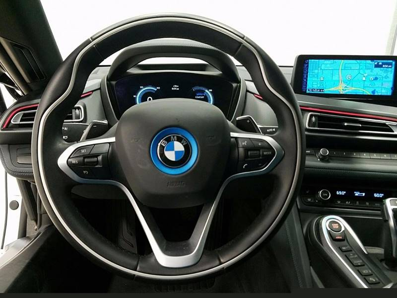 2016 BMW i8 for sale at Car Club USA - Hybrid Vehicles in Hollywood FL