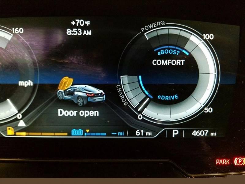 2016 BMW i8 for sale at Car Club USA - Hybrid Vehicles in Hollywood FL