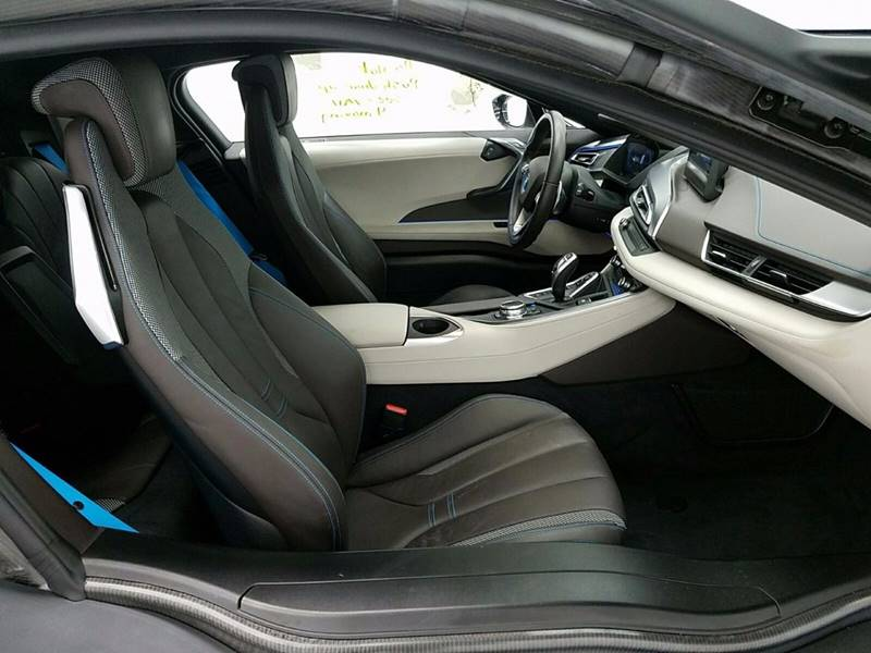 2014 BMW i8 for sale at Car Club USA - Hybrid Vehicles in Hollywood FL