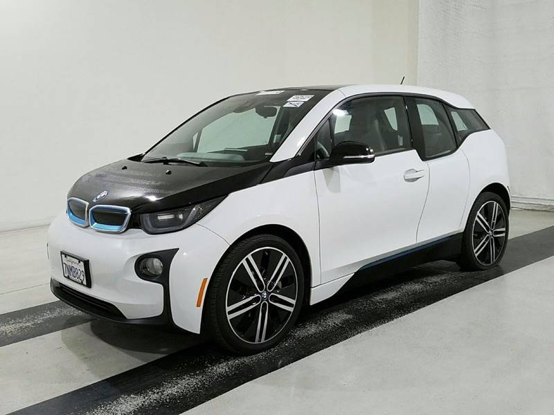 2015 BMW i3 for sale at Car Club USA - Hybrid Vehicles in Hollywood FL