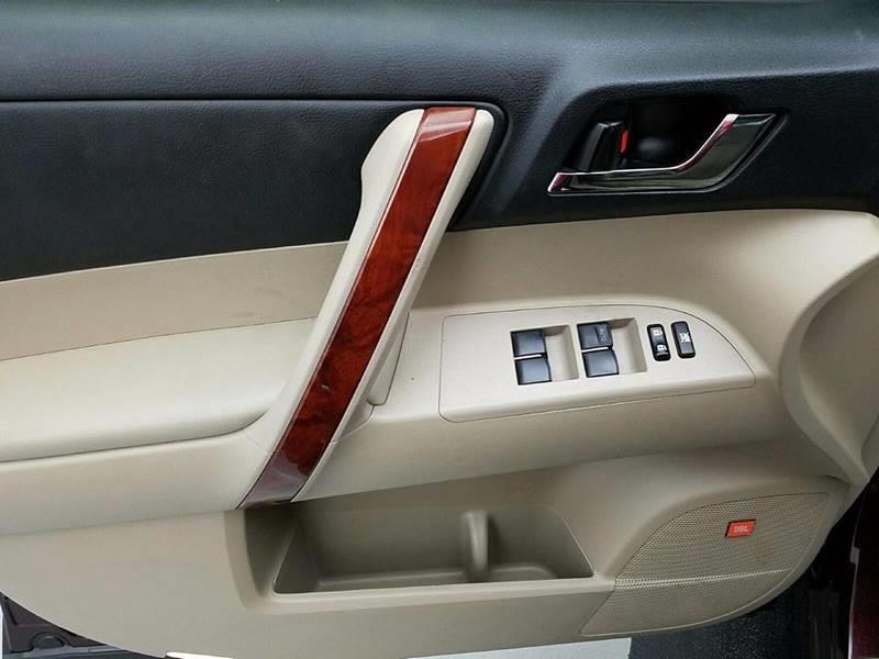 2013 Toyota Highlander Hybrid for sale at Car Club USA - Hybrid Vehicles in Hollywood FL